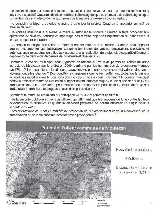 Lettre d'information n°9 du Collectif d'associations pour la défense du bois des Lens