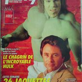Hommage à Bill Bixby (1934 - 1993) - SILVER SCREEN