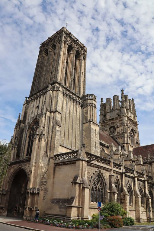 église Saint-Jean, Caen