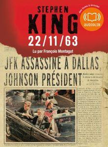 22/11/63 de Stephen King (Livre audio)