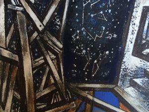 Petites peintures sur le Cosmos