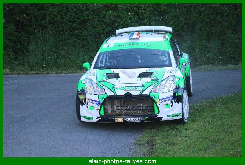 Classement de la coupe de France des rallyes 2020-2021 comité Occitanie- Midi Pyrénèes