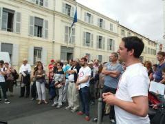 12 juillet : La Rochelle appel à mobilisation populaire contre la casse du Code du travail !
