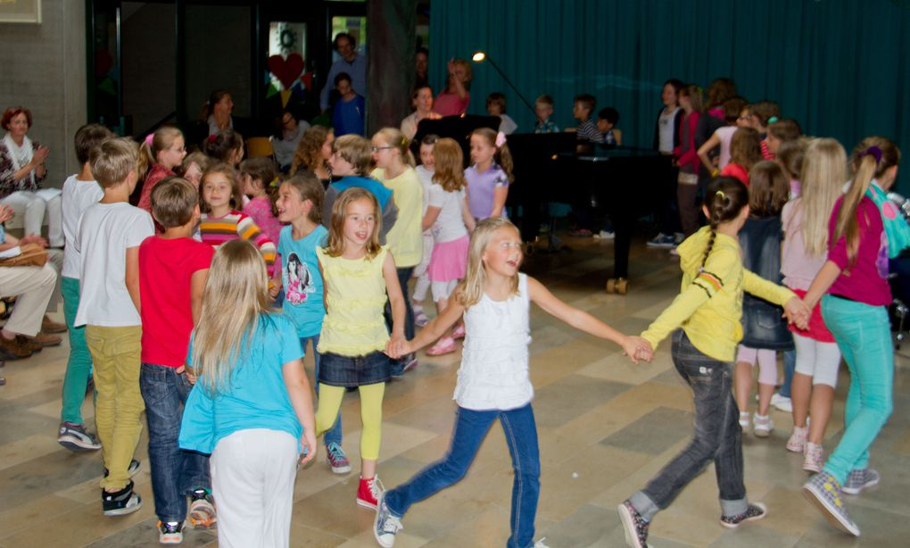 28.6.2013 Aula Eichendorffschule Veitshöchheim