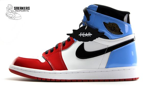 Nike Air Jordan I Rétro Hight OG Fearless