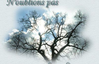 Prière universelle, 2 novembre - commémoration des fidèles défunts.
