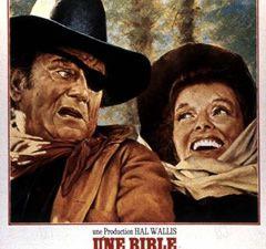 Une bible et un fusil de Stuart Millar avec John Wayne
