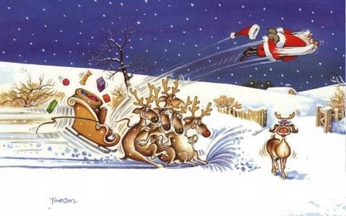 Humour de Noël....
