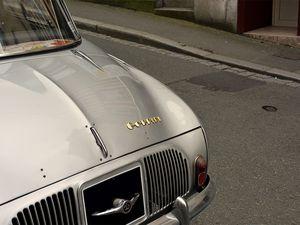 '63 Renault Dauphine (R1091) Gordini