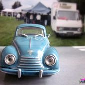 AUDI DKW F91 3=6 1954 1/43 MINICHAMPS - car-collector