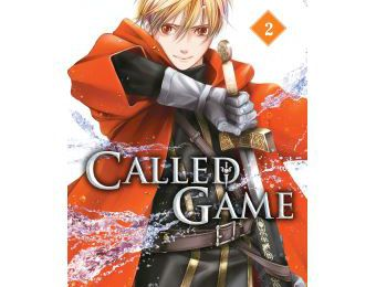 Avis :  Called Game - Tome 02