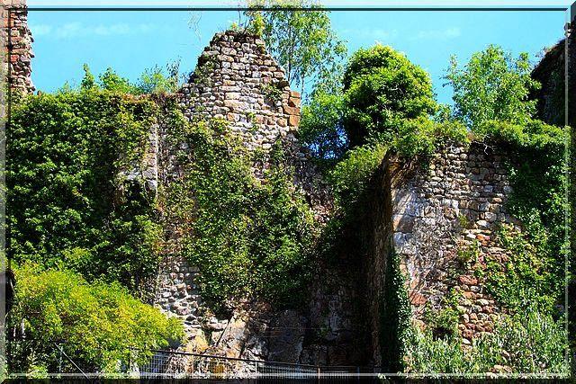 Diaporama château de Retourtour à Lamastre