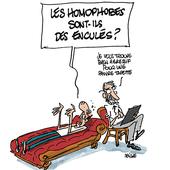 Les homophobes sont-ils des enculés ? - Editions Iconovox