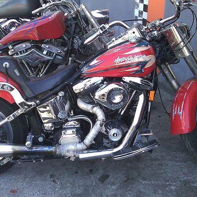 ¿Cuál es el precio de una Harley Davidson clásica?