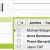 5 nouveaux thèmes pour les comptes Gmail