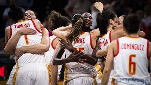 L'Espagne décroche la médaille de bronze !