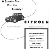 BEST OF AMERICAN CITROËN ADVERTISEMENTS - FCIA - French Cars In America