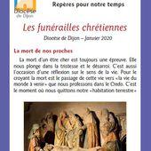 Les funérailles chrétiennes - Diocèse de Dijon