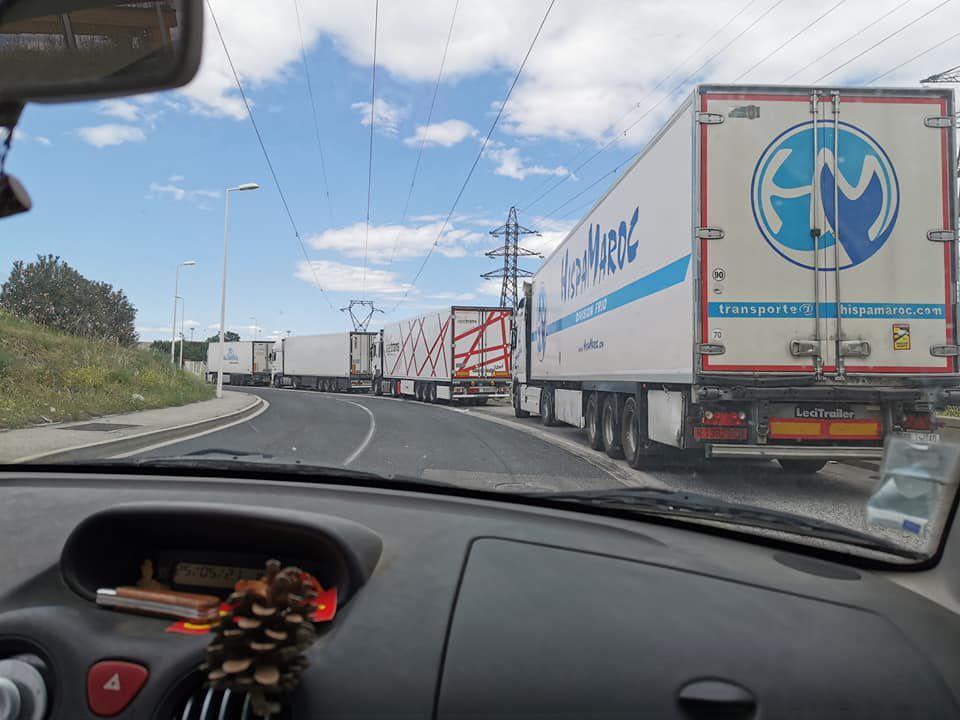 Le retour du train de fret Perpignan / Rungis annoncé en septembre : sous quelles conditions ? interviews CGT cheminot par Nicolas Caudeville
