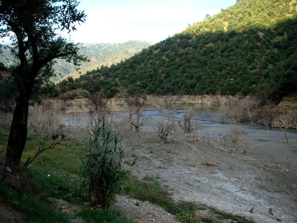 Le Djurdjura est un château d'eau grandeur nature, capable d'alimenter 1/3 du territoire de l'Algérie du nord. Des sommes colossales ont été consenties pour capter une grande partie de cette eau, mais les diverses pollutions n'ont pas été corre