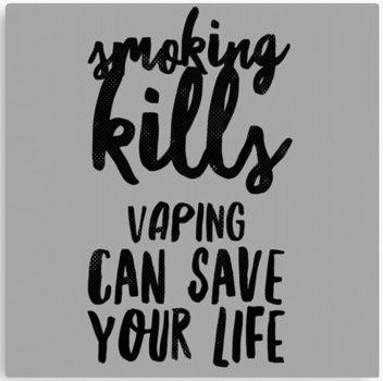 Selon une enquête européenne, 80% des vapoteurs ont complètement arrêté de fumer grâce à la cigarette électronique