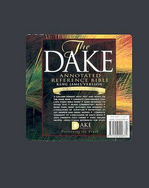 Free pdf file downloads books The Dake Annotated