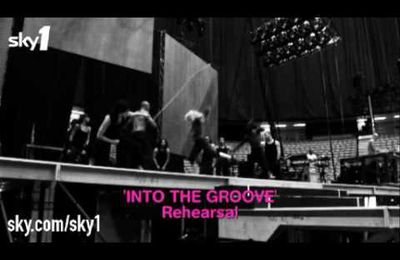 MAKING OF STICKY&SWEET TOUR