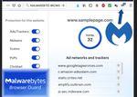 Malwarebytes Browser Guard : Surfer de manière plus sûre