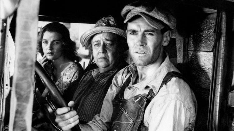 Les raisins de la colère, John Ford face au chef-d'oeuvre de John Steinbeck