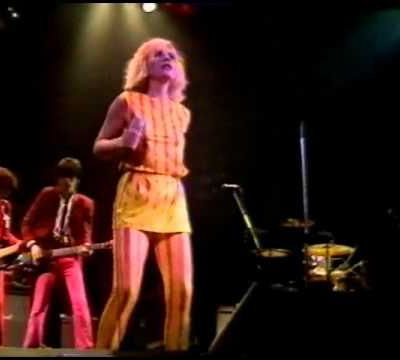 "Blondie: ""Heart of glass"""