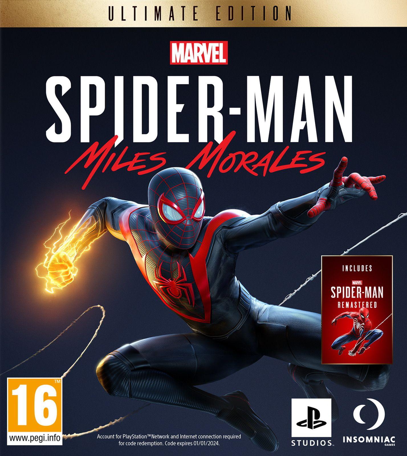 [TEST] MARVEL'S SPIDER-MAN : MILES MORALES PS5 : Il tisse parfaitement sa toile nouvelle génération