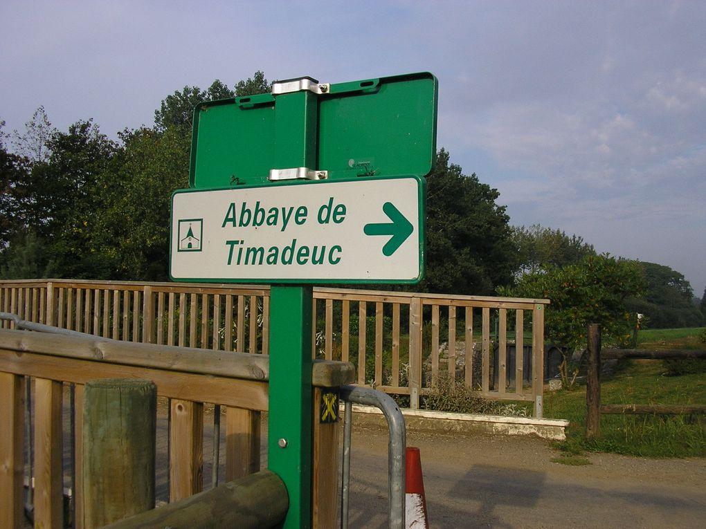 Album - matinée à Timadeuc