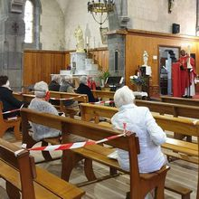 Castellane messe de la Pentecôte