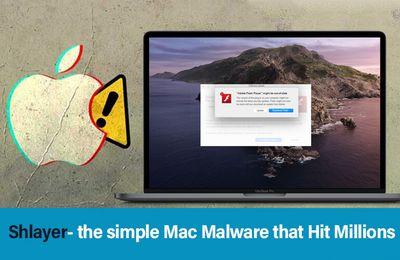 Shlayer Malware | The devastating threat to Mac OS