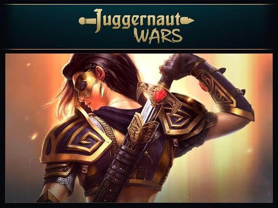Juggernaut Wars disponible sur iOS !
