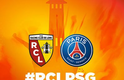 RC Lens / Paris SG (Ligue 1) en direct jeudi sur Canal Plus !