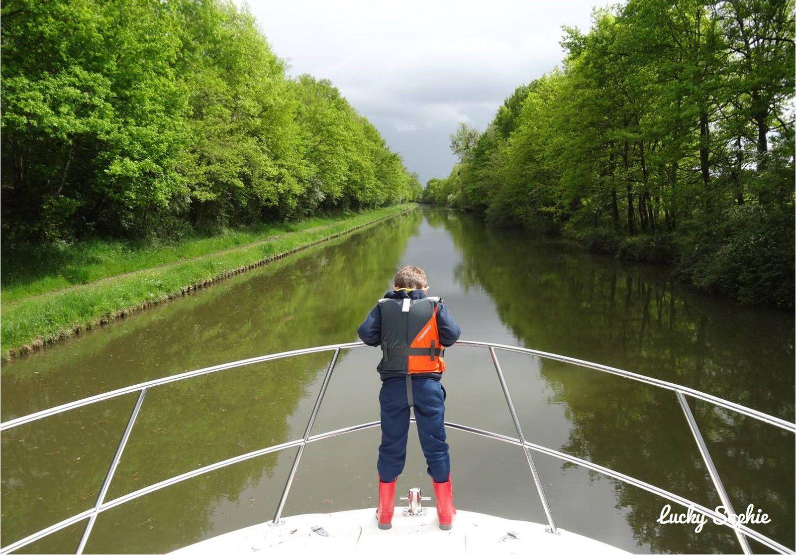 La croisière fluviale, l'un de nos meilleurs souvenirs de vacances !