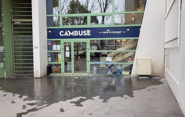 Cambuse (Paris 19) : table simple aux accents d'autrefois