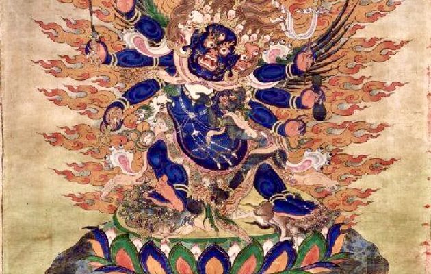 Mañjuśrī Master of Life –A Table of the texts of the 'Jam dpal tshe bdag cycle included in the Byang gter phyogs sgrigs