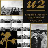 U2 -Joshua Tree Tour -12/05/1987 -East Rutherford -USA -Brenden Byrne Arena - U2 BLOG