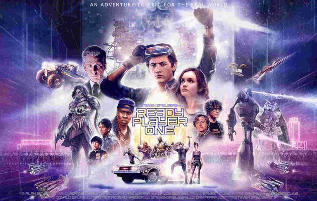 READY PLAYER ONE de Steven Spielberg [critique]