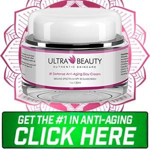 Ultra Beauty Cream - Face Natural Ingredients