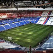 L'Olympique lyonnais inaugure son nouveau stade