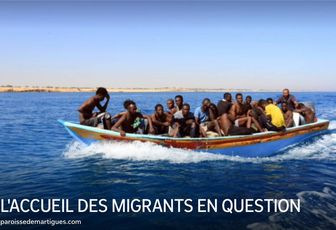 L'ACCUEIL DES MIGRANTS EN QUESTION