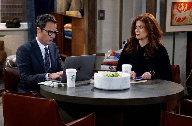 Critiques Séries : Will and Grace. Saison 9. Episode 1.