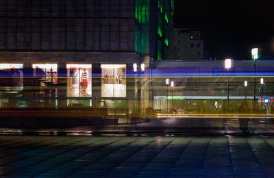Le tram fantôme