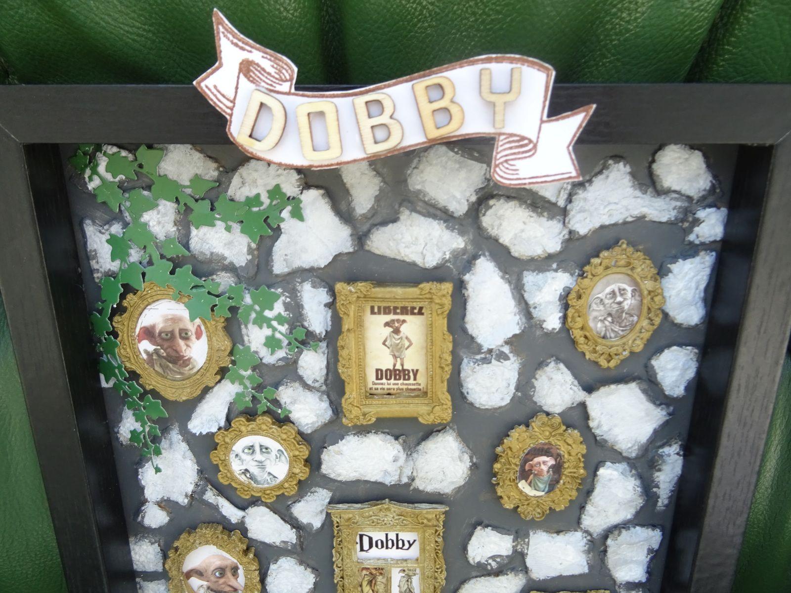 tableau vitrine Dobby