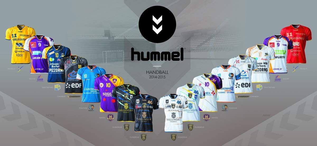 hummel handball 2014/2015