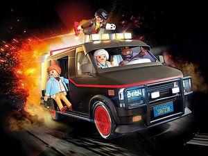 L'agence tous risques: bientôt chez Playmobil!