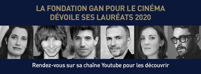 #FONDATIONGAN, LAURÉATS 2020
